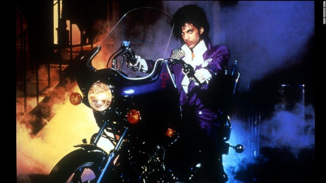 Prince's 5 best-selling albums