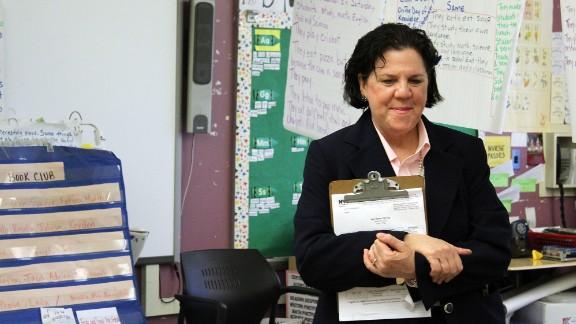 Diane Daprocida is principal of P.S. 94 in the Bronx.