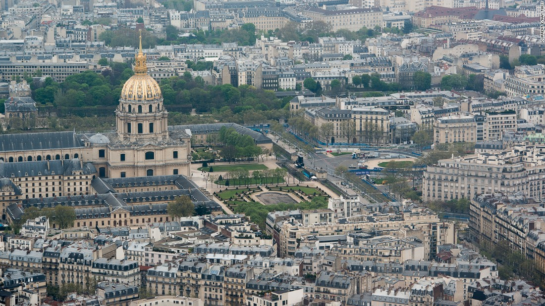 Paris is gearing up for its first-ever Formula E race.