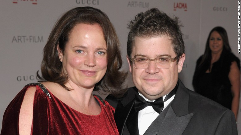 Patton Oswalt pays tribute to late wife Michelle McNamara on anniversary of her death