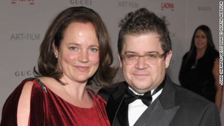 Michelle McNamara, wife of comedian Patton Oswalt, dies at 46