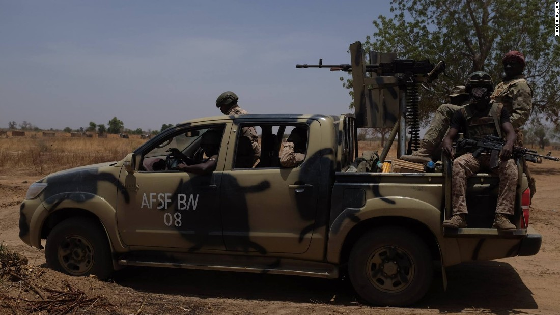 Nigeria's missing girls: Infiltrating the forest Boko Haram