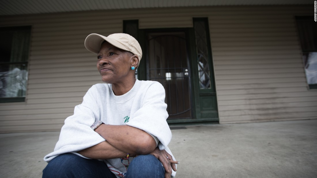 "When Darlene Hood thinks about her life, she remembers these years: 1965 was the year her father died; 1978 was the year her mother died; 1985 was the year her oldest brother was killed. Hood was born in Youngstown in 1954, and her family left the city after the mils closed. But Hood decided to come back to a city that haunts her in the 1990s, and to this day, she can't explain why. ""This is my home,"" she said. ""You know how you can love and hate something at the same time?""Hood works at a group home in the north side of Youngstown, where she takes care of men with mental disabilities. Her dream is to run a group home of her own, where she can take her clients out to the amusement park and nearby cities like Cleveland or Pittsburgh. Hood hasn't decided whom she will vote for this year. She is excited about the idea of Clinton becoming the first female president, but she doesn't think anyone in the field can help her or her community. ""It don't really matter to me, because ain't nobody gonna help me no way,"" she said."