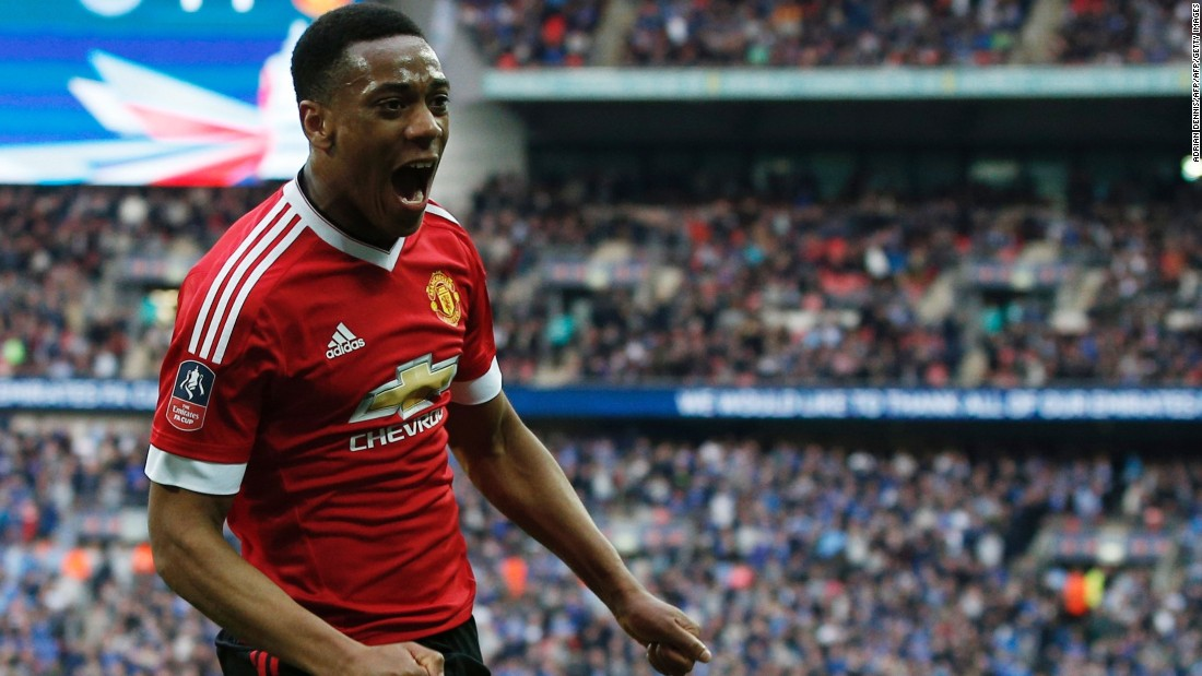 However, Anthony Martial struck the winning goal for Manchester United in injury time.