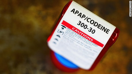 Children still being prescribed codeine, despite warnings