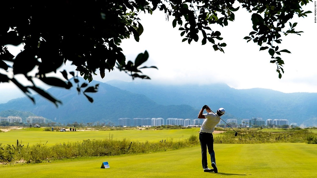 The greenest of all venues might be golf. While some leading pros are opting to skip Rio, the rest will take part in the first Olympic golf tournament since 1904.