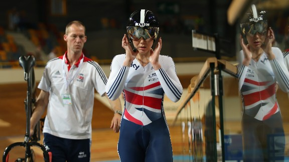"""Varnish also criticized the macho culture within cycling, adding that in 2012 she was told her """"ass"""" was too big."""
