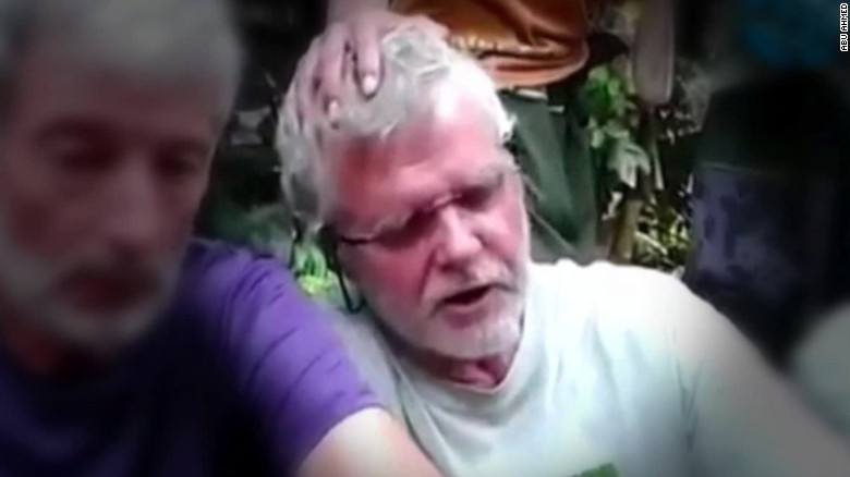 Canadian hostage killed by militants in the Philippines