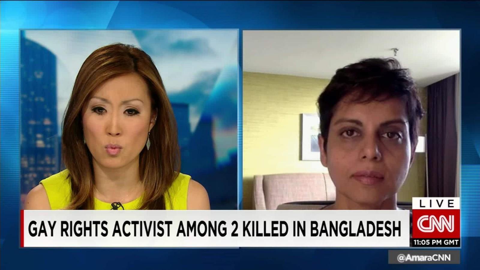 Blogger murders in Bangladesh