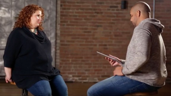 Men struggle with reading others' mean tweets in the video #MoreThanMean.