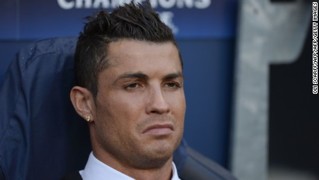 Real Madrid: Ronaldo out as Manchester City ends 0-0