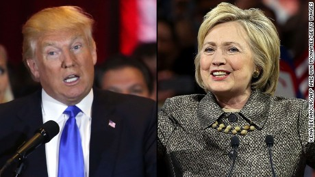 Trump and Clinton: Bring on the general election