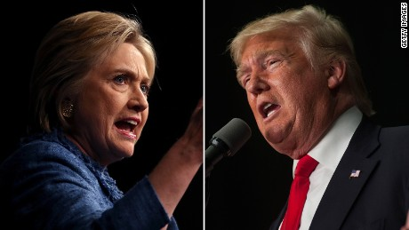 Surprising truth about Clinton, Trump foreign policy