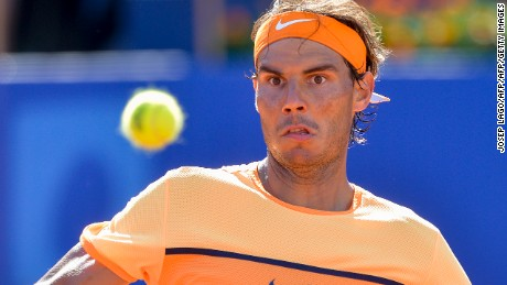 Rafael Nadal: Spaniard happy to make his drug tests made public