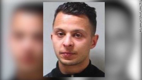 Salah Abdeslam is on trial on charges related to his 2016 arrest.