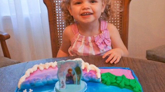 """In March, the Rays celebrated Kassidy's adoption or """"gotcha"""" day, as well as her birthday. They are looking to adopt another child; they want her to have a sibling."""