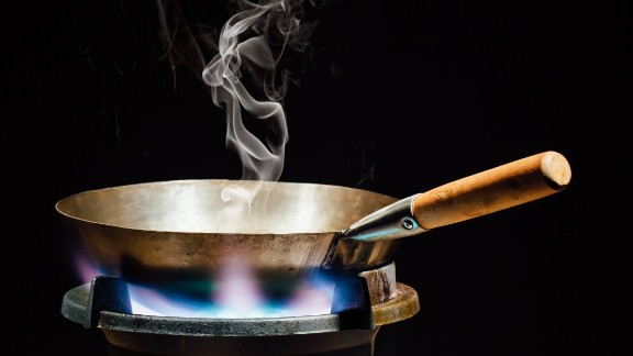 Control the temperature of your olive oil when sauteing to increase nutritient absportion.