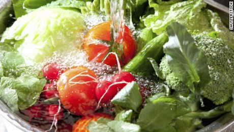 Wait and wash veggies just before cooking to preserve nutrients.