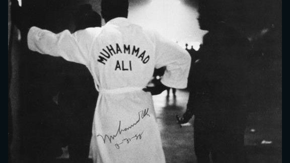 As a conscientious objector to the Vietnam War, Ali was stripped of his heavyweight title and banned from boxing for almost four years.