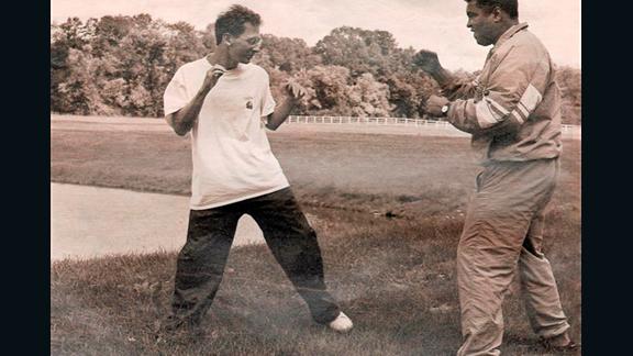 Miller first met Ali in June 1975.
