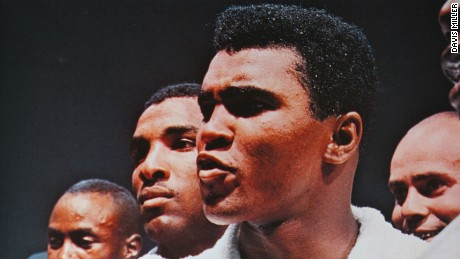 Muhammad Ali: Boxing legend, activist and 'The Greatest' to a world of fans