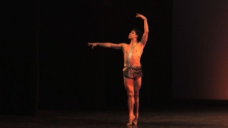 From humble beginnings to ballet stardom