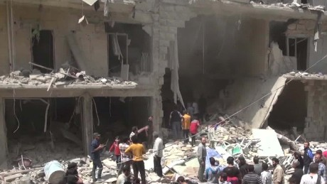 MSF: Aleppo hospital airstrike kills 50