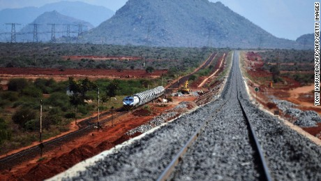 All aboard! The Chinese-funded railways linking East Africa