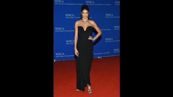 Model Kendall Jenner.