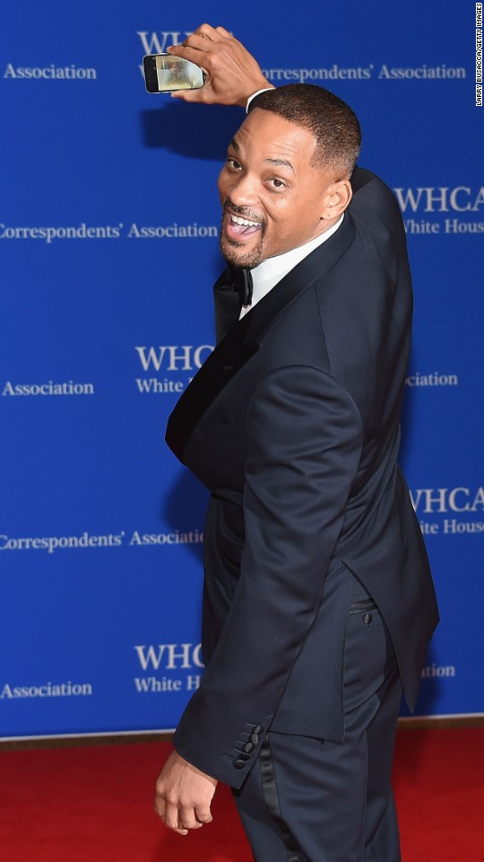 Actor Will Smith.