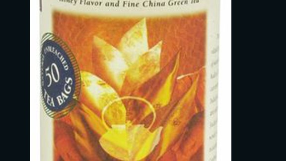 The Republic of Tea is voluntarily recalling its organic turmeric ginger green tea due to the possibility of salmonella contamination in one lot of the product. Here are some other food recalls since April 2015: