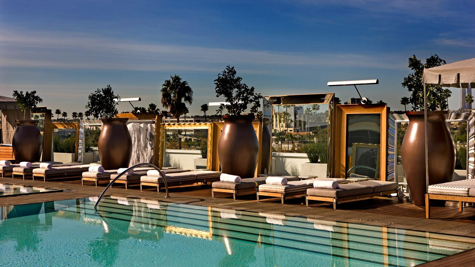 Los Angeles hotel pools: 6 that will make a real splash | CNN Travel
