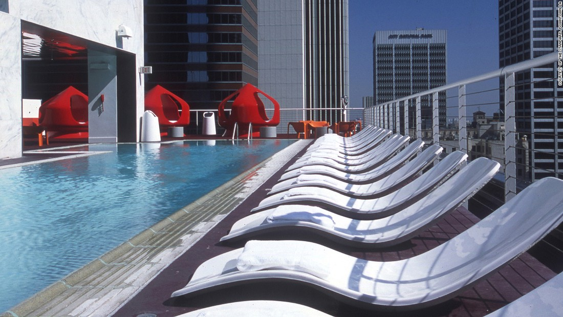 Los Angeles hotel pools: 6 that will make a real splash ...