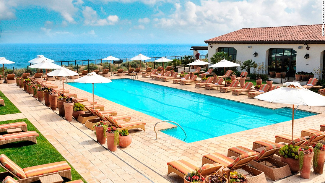 Los Angeles Hotel Pools 6 That Will Make A Real Splash Cnn Travel