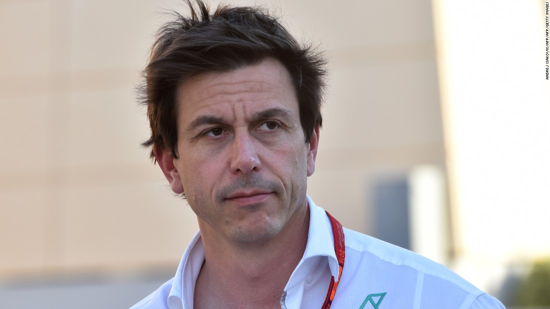"Mercedes boss Toto Wolff has hit out at the ""bunch of lunatics"" putting forward ""conspiracy theories"" that the team is sabotaging Lewis Hamilton's chances this season. Wolff responded angrily as allegations swirled on social media after the Russian Grand Prix, which was won by Hamilton's Mercedes colleague Nico Rosberg."