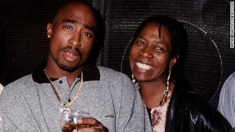 Tupac Shakur's mother Afeni dies at 69