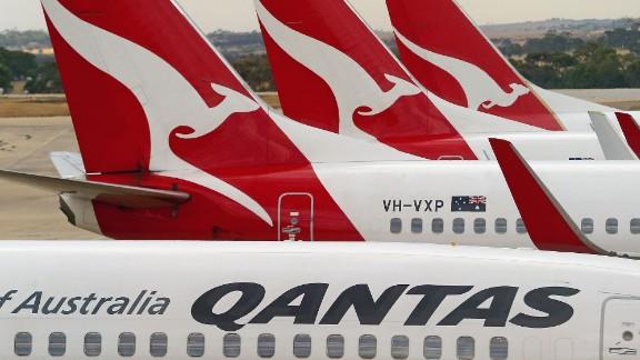 A Wi-Fi hot spot named 'Mobile Detonation Device' delayed a Qantas flight.