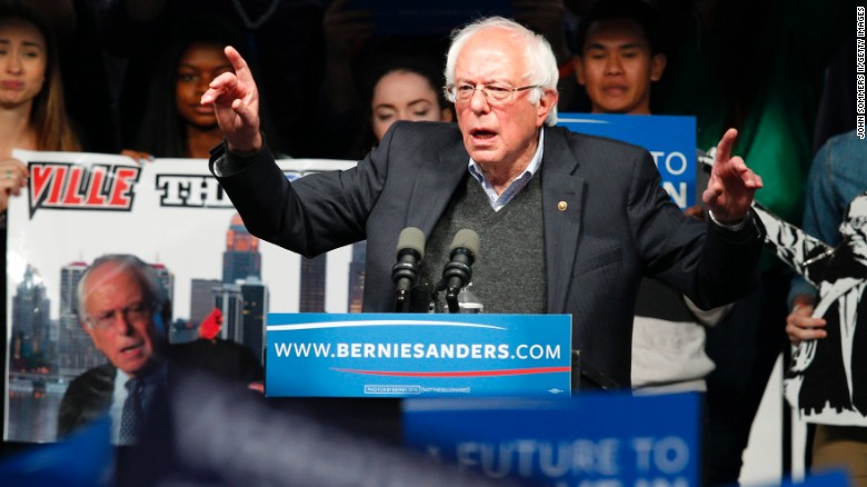 Sanders: We still have a narrow path to victory