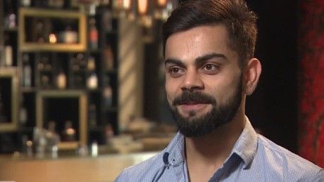 Quick Fire Questions With Indian Cricket God Virat Kohli