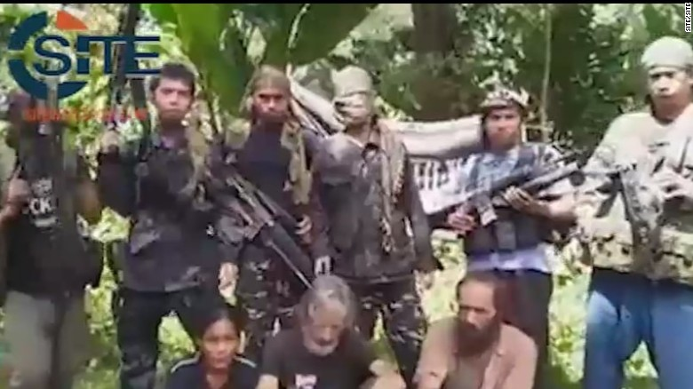 abu sayyaf group essay After two us soldiers were killed by a land mine in the southern philippines, the islamic separatist group abu sayyaf is back in the military's crosshairs.