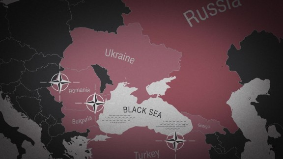 Russia's European neighbours have aligned themselves with NATO