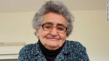 Greek Grandma Gives Home To Syrian Refugees Cnn