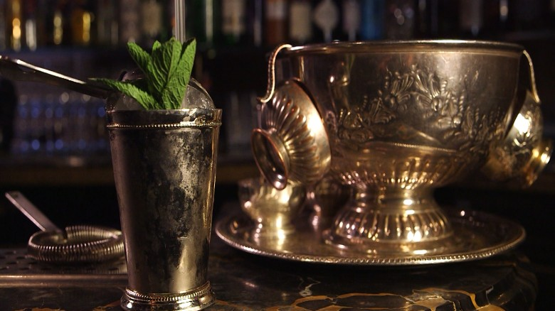 How do you make the 'Drink of the Kentucky Derby'?