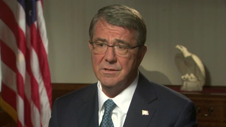 Ash Carter: U.S. to 'accelerate' fight against ISIS