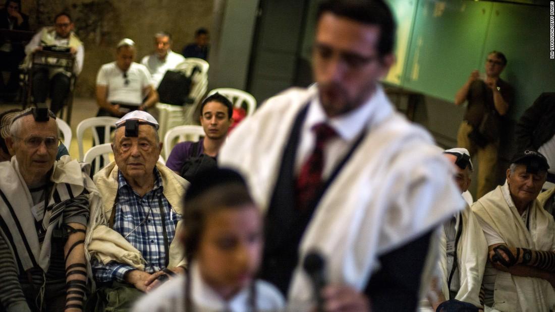 Israel bar mitzvahs: Holocaust survivors get theirs at last - CNN