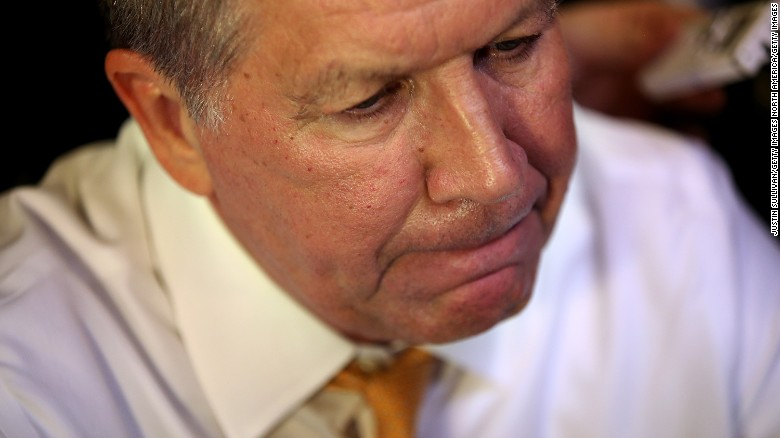 Kasich on 2020: 'All options are on the table'