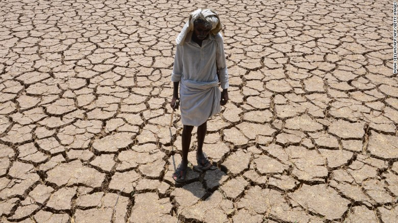 India's killer heatwave