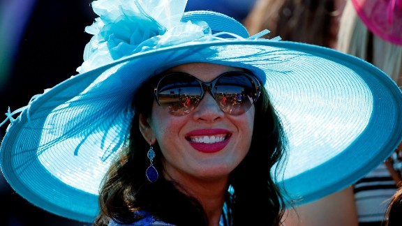 As the 2016 Kentucky Derby kicks off, we take a look at some of the most eye-catching fashions through the decades.