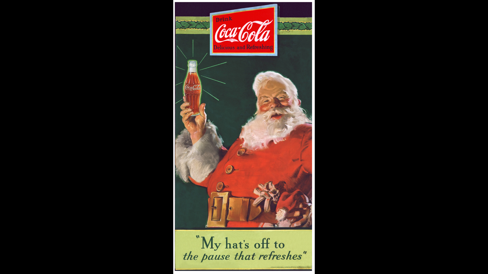 130 years of Coca-Cola ads