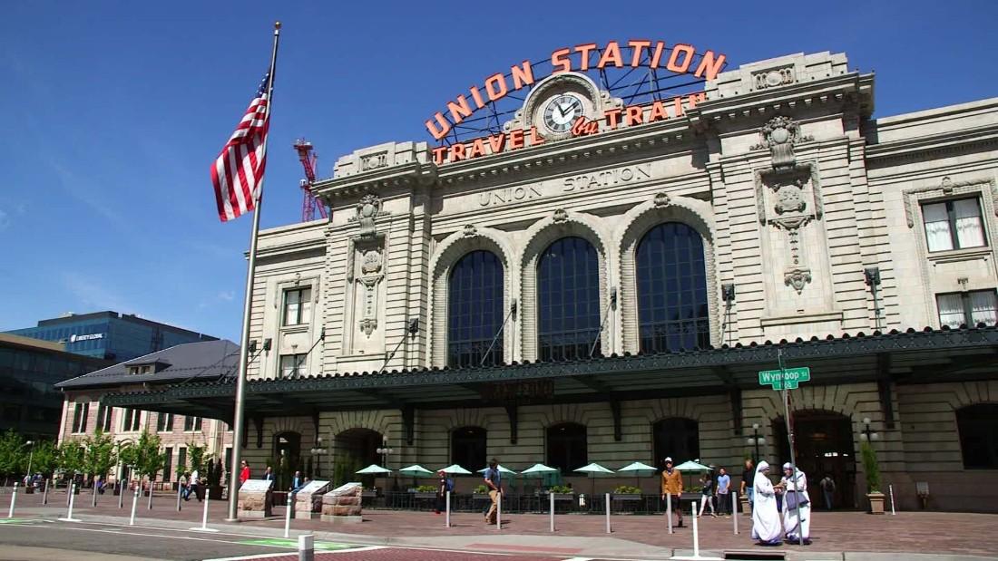 Denver Union Station Food Court
